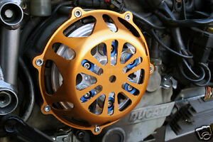 Ducati Gold Engine Clutch Cover 748 749 998 999 1098 SS