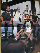 VISION OF DISORDER - MAGAZINE CENTRESPREAD POSTER (REF D1)
