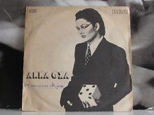 """ANNA OXA - UN'EMOZIONE DA POCO / QUESTA E' VITA 45 GIRI 7"""" 1978 RCA"""