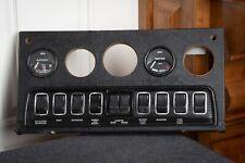 Jaguar E-Type/XK-E Series II Center Dash