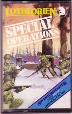 Special Operations (Lothlorien) Amstrad CPC - VGC & Complete