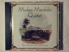 MODERN MANDOLIN QUARTET Pan-American journeys cd USA WINDHAM HILL LIKE NEW!!!