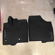 2013-2017 Toyota Sienna 8PC OEM All Weather Floor Liners Mats PT908-08170-02
