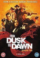From Dusk Till Dawn Complete Season2 DVD