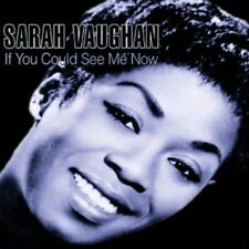 Sarah Vaughan - If You Could See Me Now [New CD]