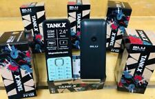"""BLU Tank X T630 Grey Blue 2.4"""" T630 GSM 32MB VGA Camera W/ Flash"""