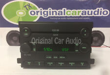 2005 2006 2007 Ford Focus F250 F350 Factory OEM Radio MP3 6 Disc CD Changer