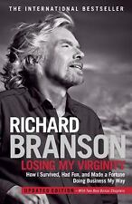Losing My Virginity by Richard Branson (Paperback)