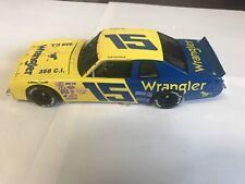 Dale Earnhardt Sr. #15 1982 Wrangler Pontiac Ventura 1/24 ACTION Diecast