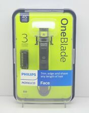 Philips Norelco OneBlade Hybrid Electric Trimmer Shaver QP2520/70 - New