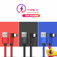 Cable compatible Samsung Galaxy S8 / S9+ Plus Type C USB-C Sync CARGA RAPIDA