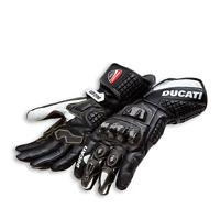 Spidi Herren Lederhandschuhe Ducati Corse C3 98104203