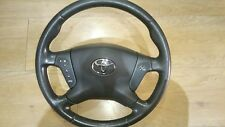 TOYOTA AVENSIS 2003-2008 MULTIFUNCTIONAL STEERING WHEEL WITH AIRBAG