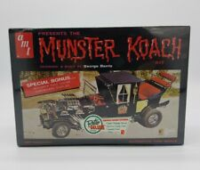 AMT 1:25 Munster Koach Deluxe Model Kit 647/12 George Barris Factory Sealed NEW!