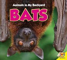 Bats (Animals in My Backyard)