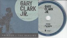 GARY CLARK JR Grinder / The Healing 2015 UK 2-trk promo test CD