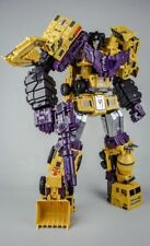 ToyWorld G2 Devastator Yellow Constructcons Set Transformers Figure New IN STOCK