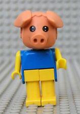 Légo x599c01 Fabuland Personnage Figure Cochon Pig 1 du 3615 é 325