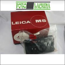LEICA M 5 new sealed!  passo M2/3/4/6/7