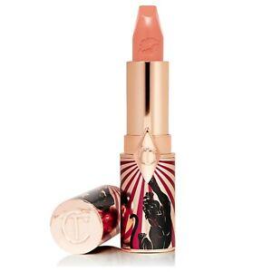 Charlotte Tilbury FULL SIZE Hot Lips 2 Lipstick in Angel Alessandra 3.5 g Boxed
