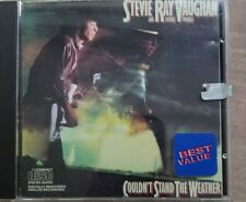 Stevie Ray Vaughan - Couldn't Stand the Weather CD 1984 EPIC EK 39304
