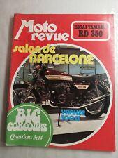 N44 Moto Revue  N°2123 4  mai 1973 salon de Barcelone, Yankees 500SS