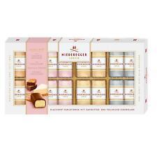 Niederegger Lubeck Mini Marzipan Chocolate Loaves Dessert Edition Gift Box 200g