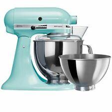 KitchenAid KSM160 300W Artisan Mixer - Ice