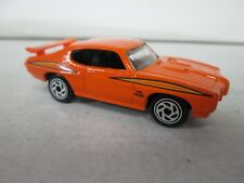 Matchbox Pontiac GTO Judge Orange MB70 with box