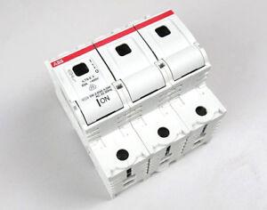 ILTS-E3D0   ABB   Neozed-Lasttrennschalter   3-polig D02   63A Neozed   E18   3p
