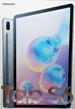 Samsung Galaxy Tab S6 128GB, Wi-Fi, 10.5 in - Mountain Gray