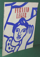 Fernand Leger: Five Themes & Variations-Exhibition Catalog-1962