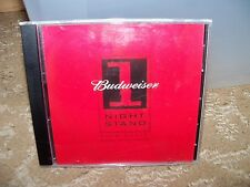 Budweiser Presents: One Night Stand - Beer, Music, Respect in the Morning (CD)