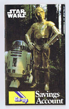 Star Wars Rotj Co-op Savings Account Book 1983 Unused Companion Piece To Poster