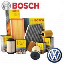 Kit tagliando 4 FILTRI BOSCH VW GOLF 5 V 1.9 TDI 77 KW 105 CV BKC