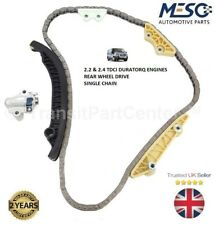 TIMING CHAIN KIT FOR FORD TRANSIT MK7 MK8 2.2 2.4 TDCI 2006 ON REAR WHEEL DRIVE