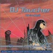 DJ Taucher Life is a Remix Phase I 2CD in vgc RARE