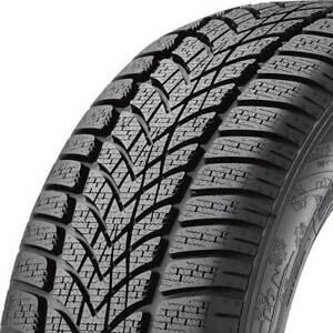 2x 235/50 R18 97V Dunlop SP Winter Sport 4D MO Winterreifen NEU (Nr.22B)