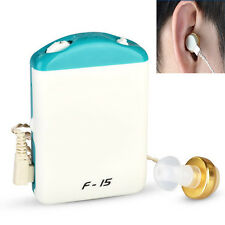 New Convenient F-15 Voice Sound Amplifier Hearing Aid Aids In Ear
