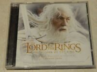 Soundtrack: Howard Shore The Lord Of The Rings The Return Of The King CD