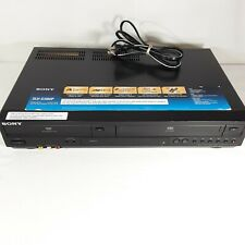 Sony SLV-D380P DVD Player VHS VCR Combo No Remote Works Great