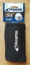 New Champro Sports Football Helmet Chin Strap Guard Cover Shield Black