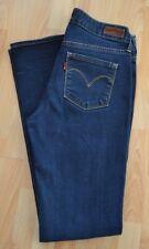 Levis 27 leve curva Clásico Rise Blue Skinny Jeans Denim Slim W 27 L 30