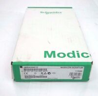 SCHNEIDER ELECTRIC MODICON 140DA084010 AC Out 24-115V 16x14APT Factory Sealed