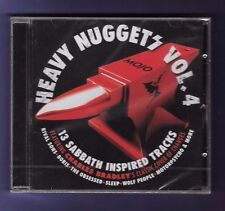 COWBOY LOVERS / WOLF PEOPLE +Heavy Nuggets Vol.4Mojo compilation CD 2017