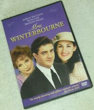 Mrs. Winterbourne DVD Brendan Fraser , Shirley MacLaine , Ricki Lake RARE oop