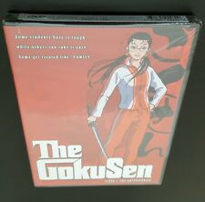 The Gokusen: Class 1 - Unteachables (DVD) anime series Episodes 1-5 volume NEW