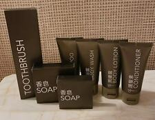 Molton Brown collection 7 pcs SET Hotel Amenities Wynn shampoo body wash soap