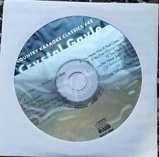 CRYSTAL GAYLE KARAOKE CDG COUNTRY KARAOKE CLASSICS CKC48 - CRY,WHEN I DREAM