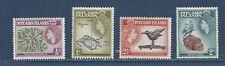 PITCAIRN ISLANDS -  20 - 23, 25  - MH/MNH - 1957 - PITCAIRN ISLANDS SCENES